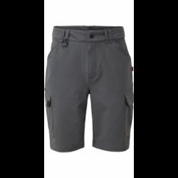 Gill Mens UV Tec Pro Shorts 2021 - Ash - Front