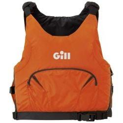 Gill Pro Racer Buoyancy Aid 2021 - Orange - Front