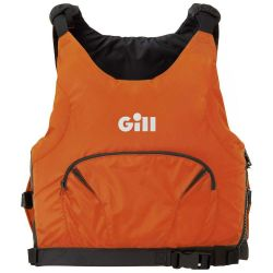 Gill Junior Pro Racer Buoyancy Aid 2021 - Orange - Front