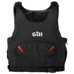 Gill Junior Pro Racer Buoyancy Aid 2021 - Black - Front