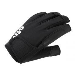Gill Championship Short Finger Gloves 2021 - Black