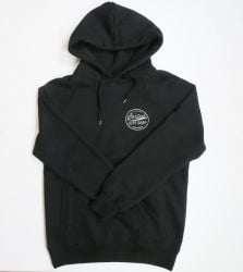 Sorted Surf Shop Pull Over Hoodie - Black