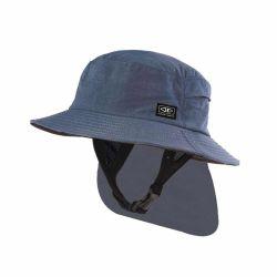 Ocean & Earth Stiff Peaked Surf Hat - Blue
