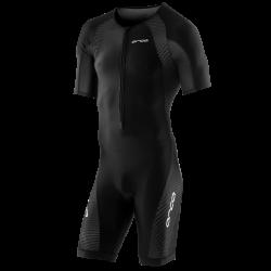 Orca Men's Core Aero Race Suit 2021 - Black - Front