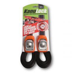 Kanulock 3.3m/11'0 Lockable Tie Downs