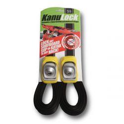 Kanulock 4.0m/13'0 Lockable Tie Downs