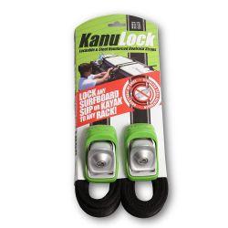 Kanulock 2.5m/8'0 Lockable Tie Downs