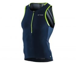 Orca 226 Perform Mens Tri Top 2021 - Blue