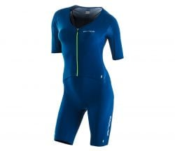 Orca Womens 226 Perform Aero Race Suit 2021 - Blue