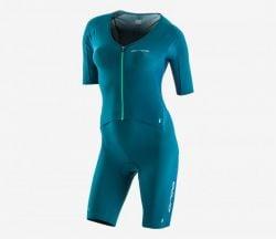 Orca Womens 226 Perform Aero Race Wetsuit 2021 - Mint