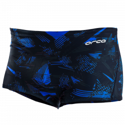 Orca Men's Square Leg Swimmers 2021 - Blue - Front