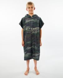 Rip Curl Mix Up Hooded Junior Boys Changing Towel