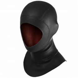 Orca Thermal Head Cover 2021 - Black - Front