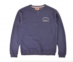 Lightning Bolt Venice Surf Co Sweatshirt - Blue