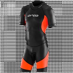Ocra Perform Mens Open Water Shorty Wetsuit 2021 - Black