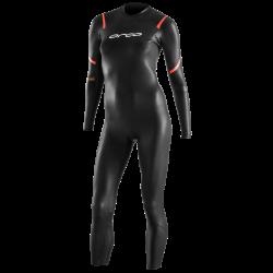 Orca Women's TRN Core Openwater Swim Wetsuit 2021 - Black - Front