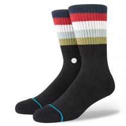 Stance Maliboo Socks - Black Fade