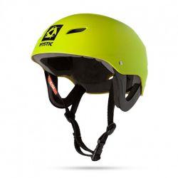Mystic Rental Helmet 2021 - Yellow - Front