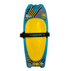 Radar Magic Carpet Kneeboard 2021 - Blue/Yellow