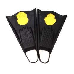 Science Mike Stewart Viper Bodyboard Fins - Black