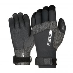 Mystic Marshall 3mm 5 Finger Wetsuit Gloves 2020 in Black