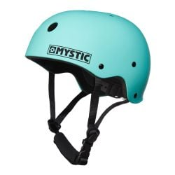 Mystic MK8 Watersports Helmet in Mint/Grey