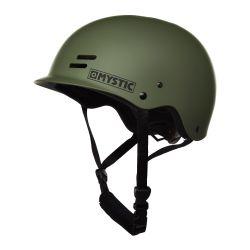 Mystic Predator Watersports Helmet in Dark Olive