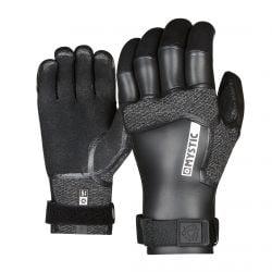 Mystic Supreme 5mm 5 Finger Wetsuit Gloves 2020 in Black