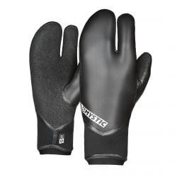 Mystic Supreme 5mm Lobster Wetsuit Gloves in Black