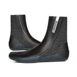 Mystic Supreme 5mm Split Toe Wetsuit Boots 2021 - Black