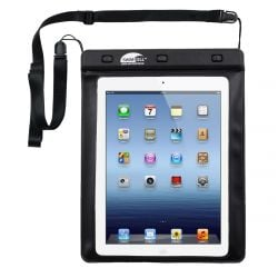 Hydramate Swimcell Large Tablet Case 2021 - Black - Front