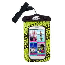 Hydramate Swimcell Standard Phone Case 2021 - Neon Yellow - Front