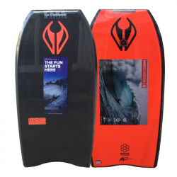 NMD Element PE Bodyboard - Black/Red
