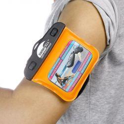 Hydramate Swimcell Key Case With Armband 2021 - Orange