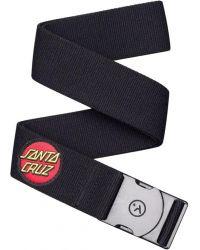 Arcade X Santa Cruz Rambler Belt in Black