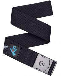 Arcade X Santa Cruz Rambler Belt in Black/Screaming Hand