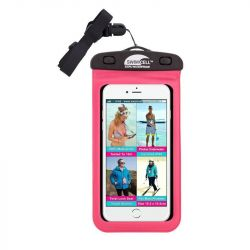 Hydramate Swimcell Large Phone Case 2021 - Pink - Front