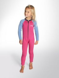 C-Skins 3/2mm Toddler Girls Wetsuit 2021 - Pink