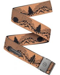 Arcade Ranger Slim Belt - Saddle/Open Range