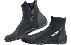SEAC Calzari 5mm Zipped Wetsuit Boots
