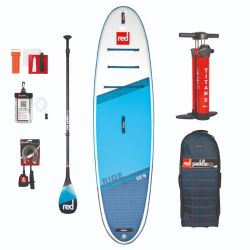 Red Paddle 10'6 Carbon 100 ISup Package