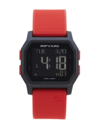 Rip Curl Atom Digital Watch 2021 - Sun Rust