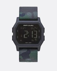 Rip Curl Atom Webbing Digital Watch in Camo