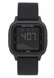 Rip Curl Next Tide Surf Watch in Midnight - Front