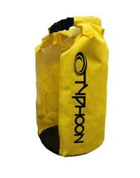 Typhoon 10L Roll Top Dry Bag with Shoulder Strap and Window