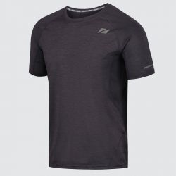 Zone 3 Mens Power Burst T-Shirt - Charcoal