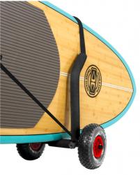 Ocean & Earth Double SUP/LB Adjustable Trolley