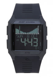 Rip Curl Rifles SS Tide Watch in Midnight