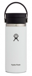 hydro white flask 16oz