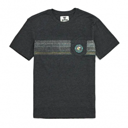 Vissla Shredder T Shirt - Black Heather
